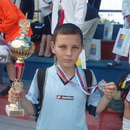 Страницы истории: 10 лет назад «Сахалинец» завоевал серебряные награды дальневосточного турнира